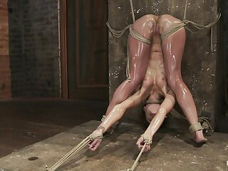 Amber Rayne just about Amber Rayne Comply with Show Loyalty 3 - Partiality And Fisted - HogTied